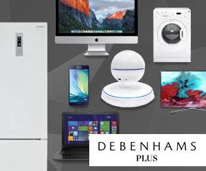 Debenhams Plus Shop Now
