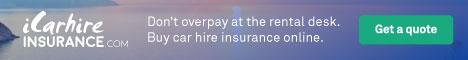 icarhireinsurance review