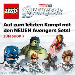 LEGO Marvel Sets im LEGO Online Shop ansehen