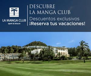 Chambre Panoramique La Manga del Mar Menor Appartement