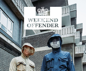 Weekend Offender | Spring/Summer 2019 Collection