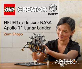 LEGO Creator Expert 10266 Mondlandefaehre
