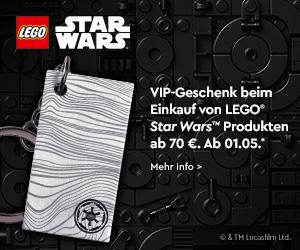 Gratis bei Einkäufen von Marvel-Produkten ab 35€ bei LEGO DE. Gleich bestellen!