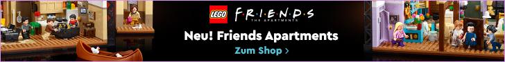 Gratis bei Einkäufen ab 35€ bei LEGO DE. Gleich bestellen!