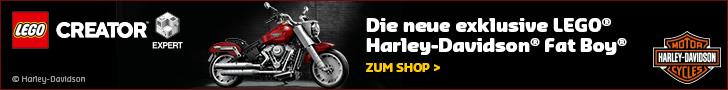 LEGO 10269 Harley-Davidson Fat Boy im VIP-Vorverkauf