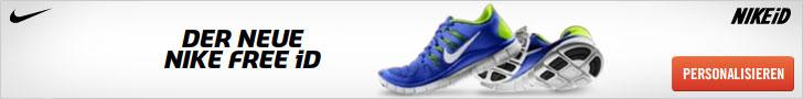 Mit Nike ID Schuhe selber gestalten