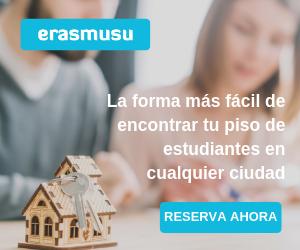 Location de logements pour étudiants et Erasmus