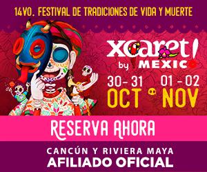 ¡Asiste al Festival de Tradiciones de Vida y Muerte en Xcaret!
