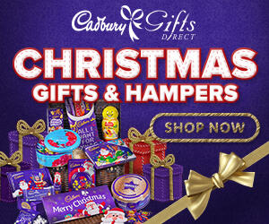 Christmas Gifts from Cadbury Gifts Direct