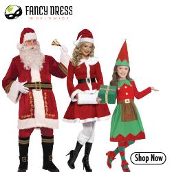 Christmas Fancy Dress Treats