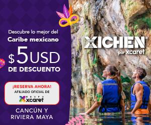 Xavage Cancún es la manera más original de vivir la aventura