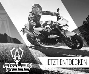 Arlen Ness Motorradbekleidung | von Kopf bis Fuß ausgestattet mit Motorradbekleidung von Arlen Ness