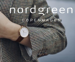 Nordgreen - Skandinavische Designeruhren