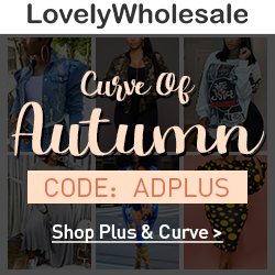Select Autumn Curve Clothing at an Affordable Price with Code ADPLUS at LovelyWholesale.