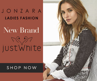 NEW IN JUST WHITE