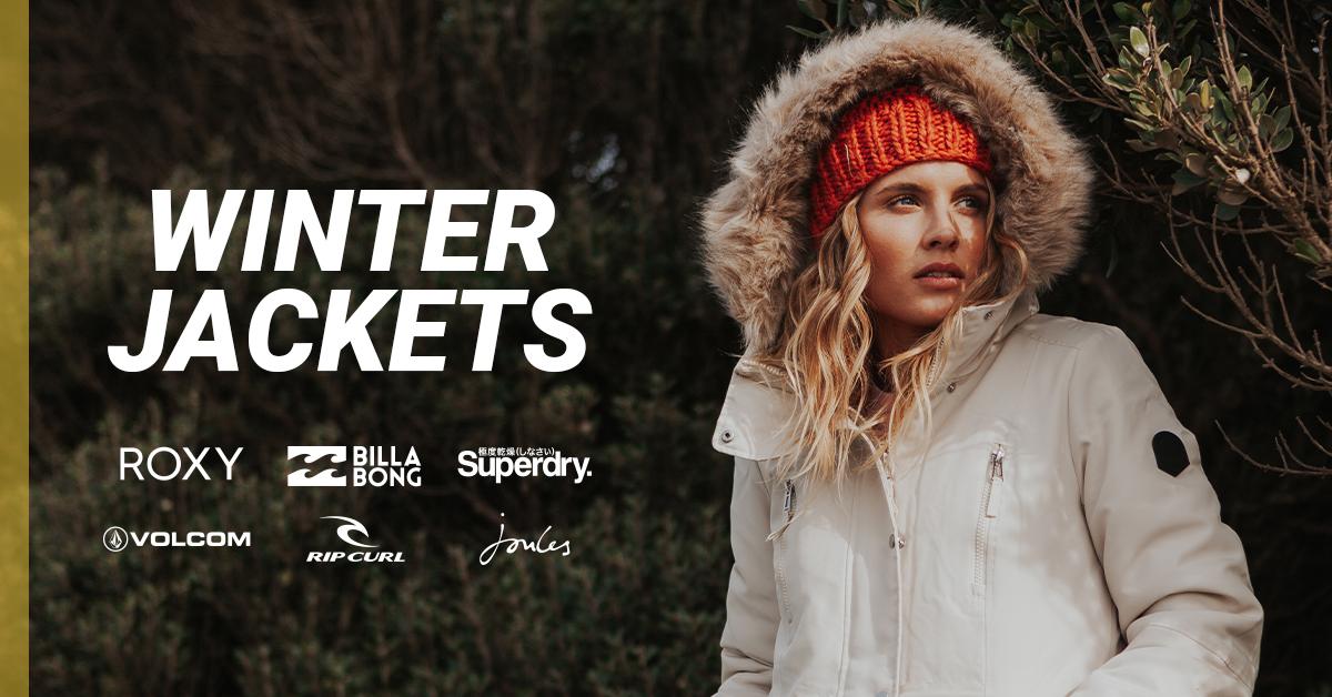 Women's Winter Jackets