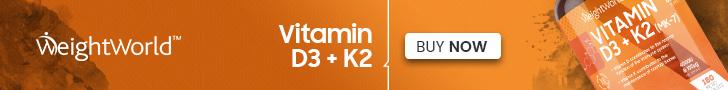 Vitamin D3 + K2 - 728x90