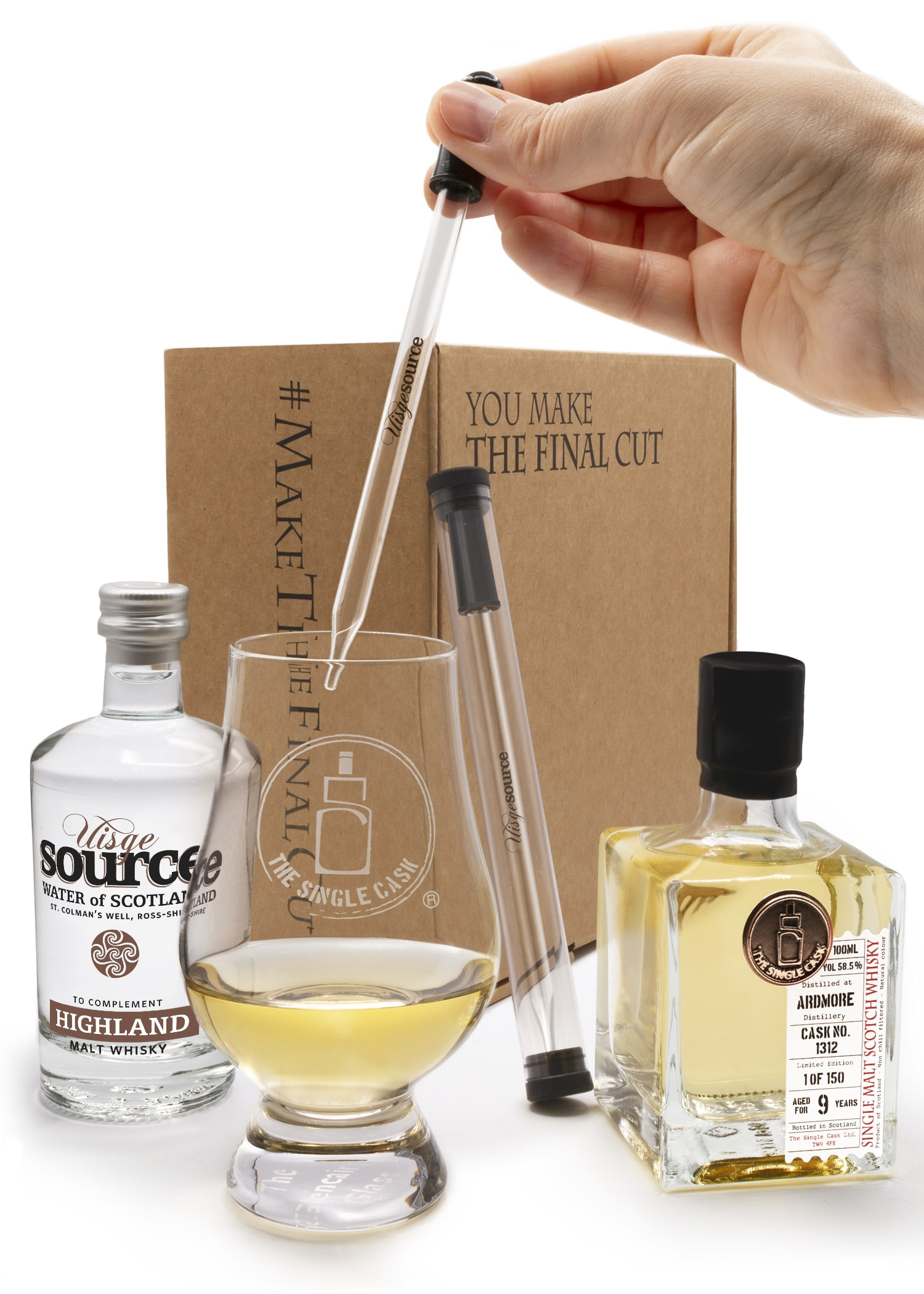 The Single Cask, Finest Single Malt Whiskey