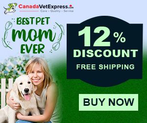 Celebrate Mothers Day with 12% Extra Discount & Free shipping on all pet products! Use Code:-FURMOM