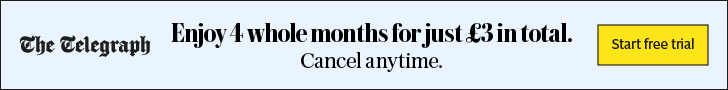 The Telegraph Digital Subscription Offer