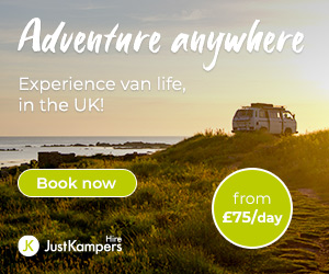 Adventure anywhere - Experience van life, in the UK!