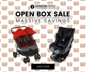 Grab a bargain in the open box sale.