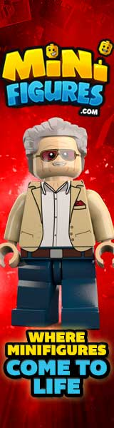 STAN LEE - MINIFIGURES.com