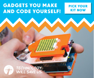Shop the DIY Gamer Kit from Technology Will Save Us