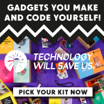 Shop Technology Will Save Us kits