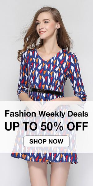 Fashion Weekly Deals