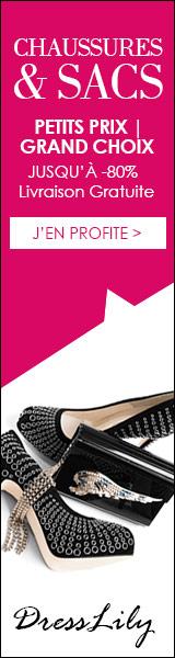 Trouvez chez Dresslily les sacs et chaussures pour femme qui vous donneront un look résolument tenda