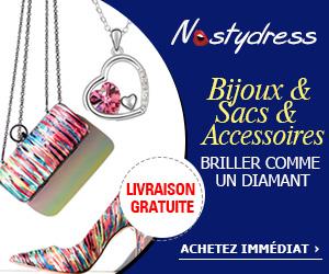 Achetez des Bijoux & Sacs & Accessoires de Livraison Gratuite @nastydress, Sublimez Votre Tenue!