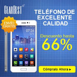 Envío gratis: Excelente calidad de teléfono y hasta 69% de descuento.