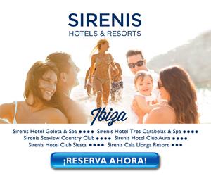 Hoteles Ibiza - Sirenis