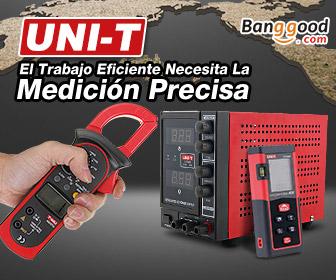 Instrumentos electronicos UNI-T