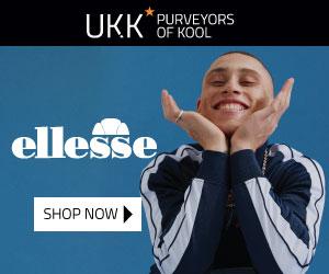 UK Kolours Ellesse Clothing