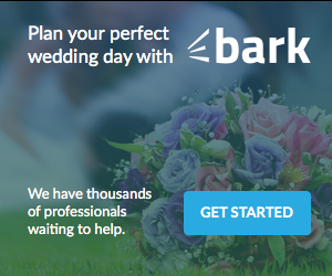 Plan your wedding with Bark