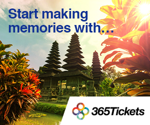 365Tickets - Bali Attractions 300x250