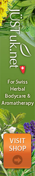 For Swiss herbal bodycare and aromatherapy products visit Just UK