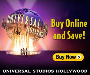 Book Universal Studios Hollywood Tickets Today!