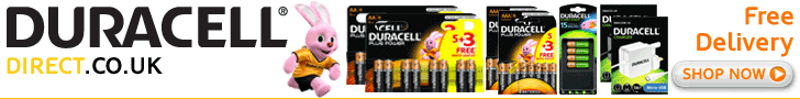 Get FREE delivery on Batteries