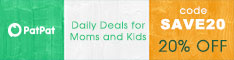 PatPat - Daily Deals for Mums & Kids