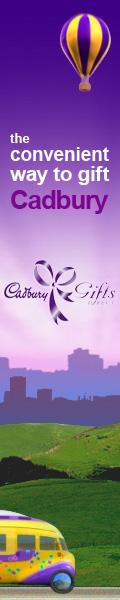 Chocolate Gifts - Cadbury Gifts Direct