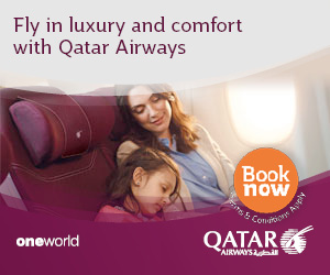 Qatar air ways