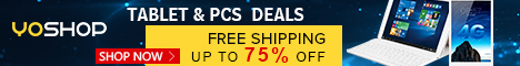 Tablets & Pcs Deals: Up to 75% OFF + Free Shipping, Shop Now