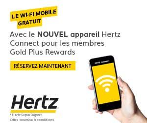 location et vente voitures Hertz