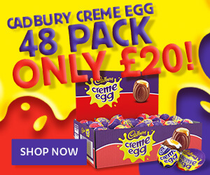 Creme Egg 48 box - special deal £20
