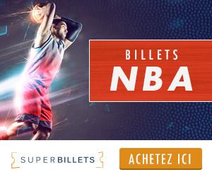 Billets Basket NBA SuperBillets