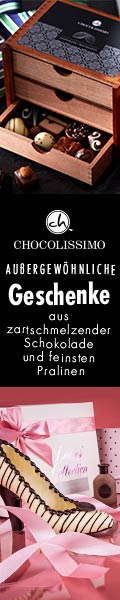 Außergewöhnliche Geschenke aus Schokolade und Pralinen