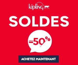 Coupon Soldes Promo Kipling